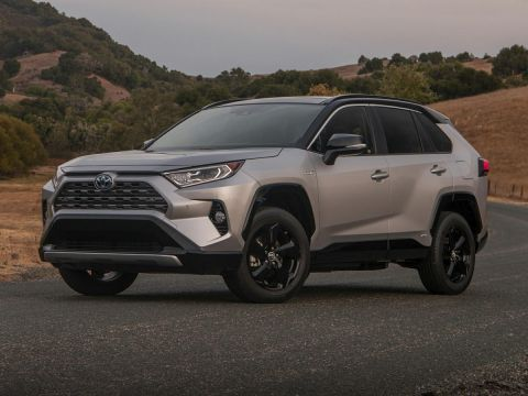 New 2019 Toyota RAV4 Hybrid XSE AWD w/Audio, Technology & Weather + Pano Roof