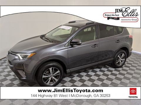 Certified Pre-Owned 2017 Toyota RAV4 XLE 4D Sport Utility FWD
