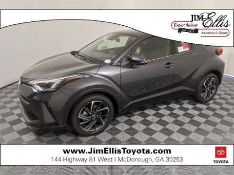 2020 Toyota C-HR Limited w/Audio Plus