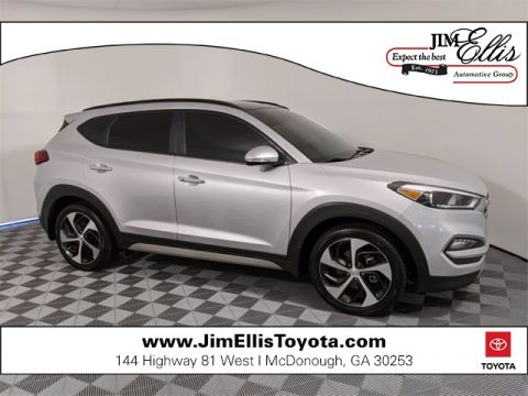 2017 Hyundai Tucson Limited w/Ultimate Package