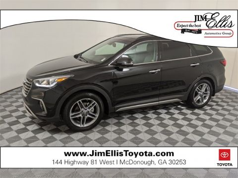Pre-Owned 2017 Hyundai Santa Fe Limited Ultimate 4D Sport Utility FWD