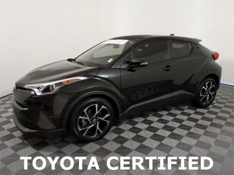Certified Pre-Owned 2018 Toyota C-HR XLE 4D Sport Utility FWD
