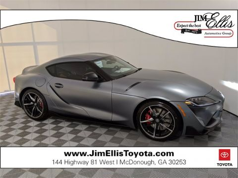 2021 Toyota Supra 3.0 Premium w/Driver Assist Package